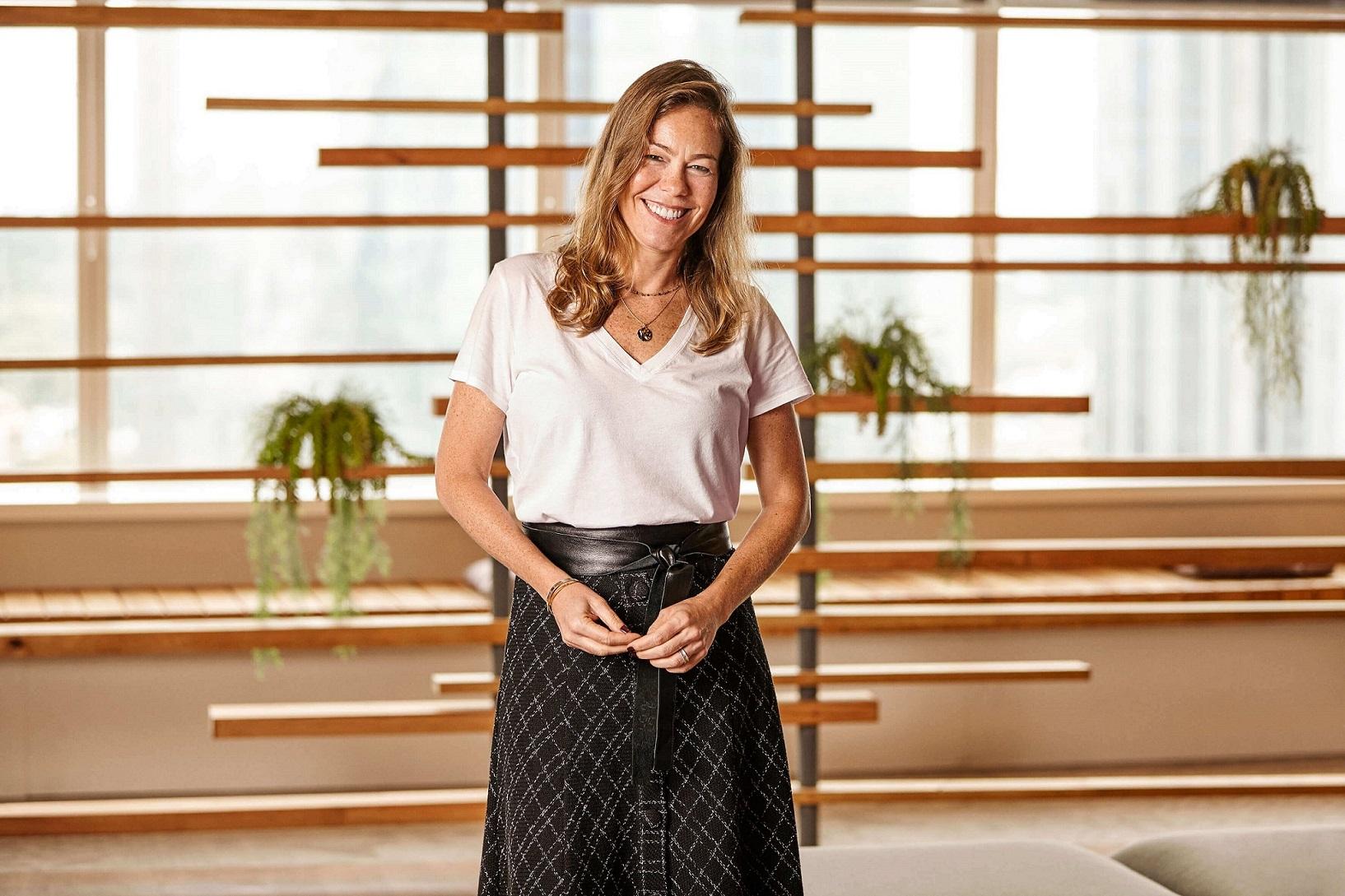 Renata Leão, diretora de criação.